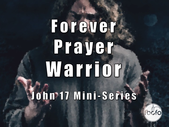 Forever Prayer Warrior