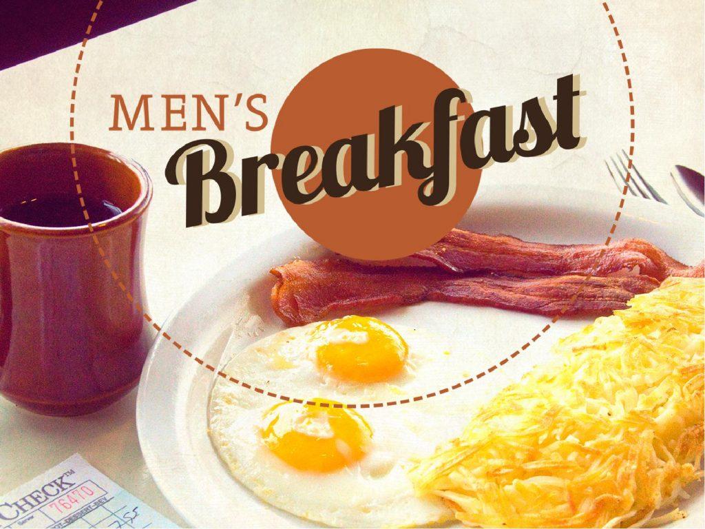 Men's Saturday Breakfast